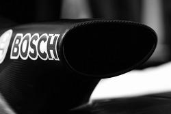 Détail de la Peugeot Total 908