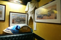 Visites du Le Mans Legend Café dans le centre-ville du Mans