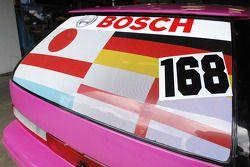 #168 Suzuki Swift GTI: Michael Brüggenkamp, Mike Schmit, Rhodri Hughes, Kenichi Maejima