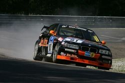#81 Live-Strip.com Racing BMW Compact: Ferfried von Hohenzollern, Ronny Melkus, Ulrich Neuser, Ronny Mai