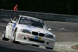 #76 Bonk Motorsport BMW M3 CSL: Michael Bonk, Peter Bonk, Urs Schild, Stefan Aust