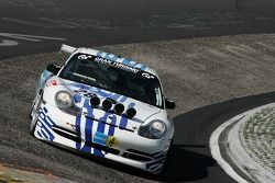 #28 Bill Cameron Porsche 996: Barry Horne, Marino Franchitti