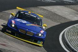 #62 ORMS Racing-Wiemann BMW Z4: Marko Hartung, Stefan Neuberger