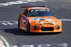 #95 Cardiff Motorsport Honda S2000: Karl Pflanz, Steffen Wethmar