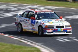 #175 MSC Wahlscheid BMW 318is E36: Rolf Derscheid, Michael Flehmer, Werner Schlehecker, Marco Wolf