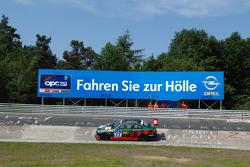 #77 BMW M3 E46: Frank Nöhring, Colin White, Ingo Tepel