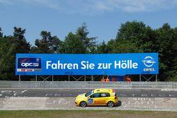 #257 VW Golf GT: Jim Briody, Ralf Kraus, Marc Hoyer