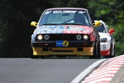 #176 Team DMV BMW 318is E30: Jörg Diekriede, Matthew McFadden