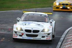 #50 Motorsport Arena Oschersleben BMW Z4 M Coupe: Claudia Hürtgen, Hans Joachim Stuck, Johannes Stuc