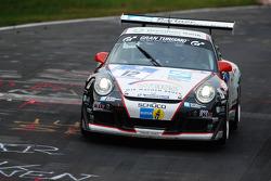 #12 Wochenspiegel Team Manthey Porsche 911 GT3: Georg Weiss, Peter-Paul Pietsch, Michael Jacobs, Dieter Schornstein