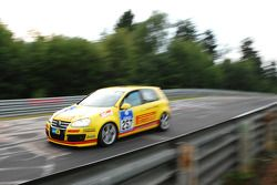 #257 VW Golf GT: Jim Briody, Ralf Kraus, Marc Hoyer
