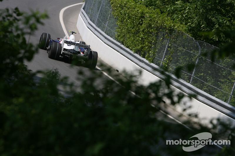 Grand Prix Kanady 2007, Robert Kubica, BMW Sauber