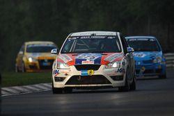 #275 Team DMV Ford Focus ST: Wolfgang Förster, Elmar Brunsch, Ralf-Udo Blödin, Kurt Lotz