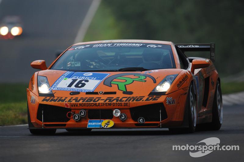 16 Lambo Racing Lamborghini Gallardo Gtr Stephan Ra Sler Andreas