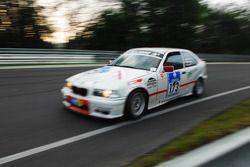 #173 Pistenclub BMW 318 Ti: Frank Aust, Martin Zybon