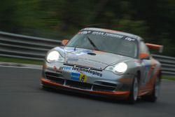 #42 Porsche 996 GT3 Cup: Stefan Kohlstrung, Nicolai Wahl, Wolfgang Drabinick