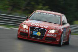 #113 Audi A4: Hakon Schjärin, Roger Sandberg, Atle Gulbrandsen