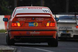 #171 BMW M3 E36: Werner Gusenbauer, Jaber Ali Khalifa Alkhalifa, Andreas Herwerth, Timo Schupp