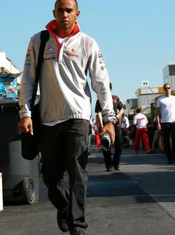 Льюис Хэмилтон, McLaren Mercedes