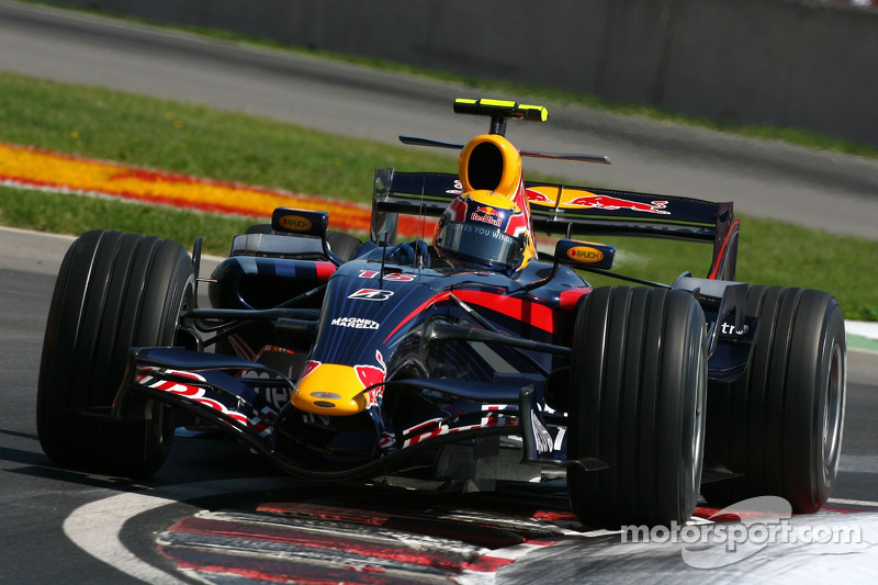 #15: Mark Webber, Red Bull Racing RB3
