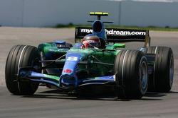 Rubens Barrichello, Honda Racing F1 Team, RA107