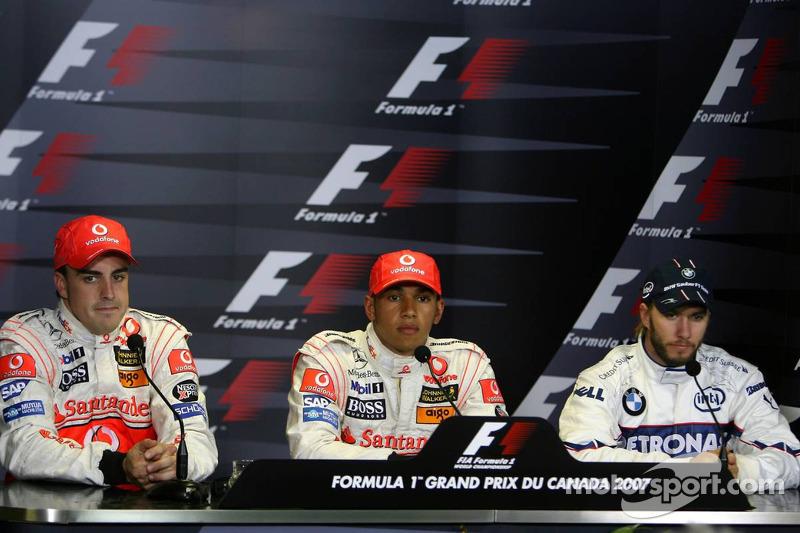 6. Lewis Hamilton, McLaren, GP do Canadá de 2007: 22a 05m 03d