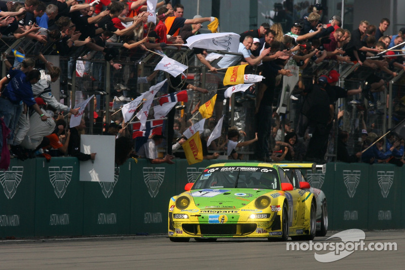 2007: #1 Manthey Racing, Porsche 911 GT3 RSR