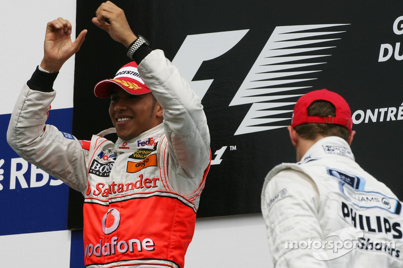 Kazanan, 3.Lewis Hamilton, McLaren Mercedes, MP4-22