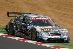 Paul di Resta, Persson Motorsport, AMG-Mercedes C-Klasse 2005