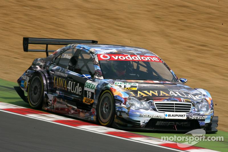 #19: Paul di Resta, Mercedes, C-Klasse 2005