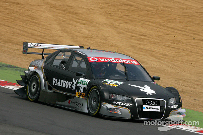 #16: Christian Abt, Audi, A4 DTM 2006