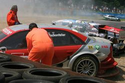Mike Rockenfeller involved in trouble at Druids
