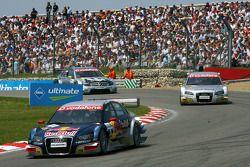 Mattias Ekström, Audi A4 DTM, Audi Sport Team Abt Sportsline