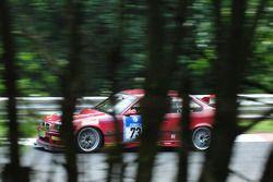 #73 BMW M3 E36: Oswald Burgstaller, Willi Herold, Jürgen Gerlach, Frank Michel