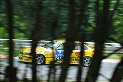 #218 MSC-Rhön BMW M3 GT: Eric van de Vyver, Jean-Charles Levy, Didier Caradec, Andre Alain Corbel