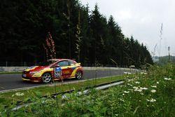 #228 Honda Civic Type-R: Michael Ecker, Wilfried Schmitz, Marcel Engels, Kim Berwanger