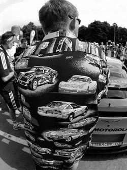 Membre d'équipe Corvette Racing