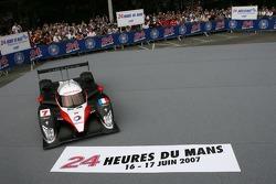 #7 Team Peugeot Total Peugeot 908