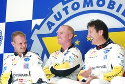 Jan Magnussen, Johnny O'Connell, Ron Fellows