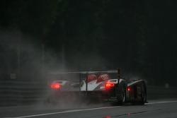 #3 Audi Sport Team Joest Audi R10: Mike Rockenfeller, Alexandre Premat, Lucas Luhr
