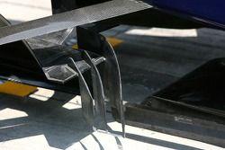 Williams F1 Team, FW29, detay
