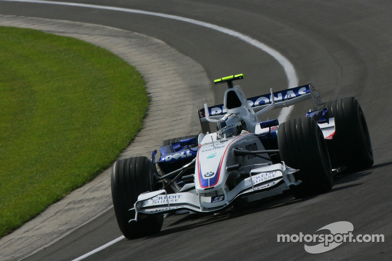 #10 : Sebastian Vettel, BMW Sauber F1.07