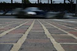 Feature at Start / Finish Line, Sebastian Vettel, Test Driver, BMW Sauber F1 Team