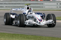 Себастьян Феттель, BMW Sauber F1 Team, F1.07
