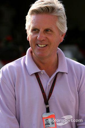 Steve Rider, ITV-F1 TV