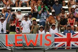 Фанаты Льюиса Хэмилтона, McLaren Mercedes