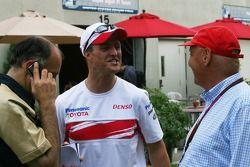 Ralf Schumacher, Toyota Racing ve Nikki Lauda