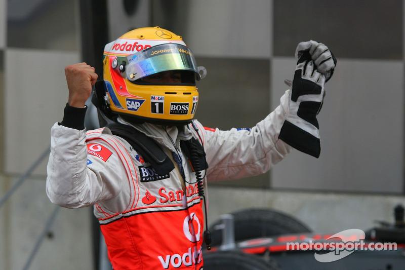 2- GP dos Estados Unidos 2007, McLaren