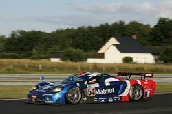 #54 Team Oreca Saleen S7R: Franco Groppi, Nicolas Prost, Jean-Philippe Belloc
