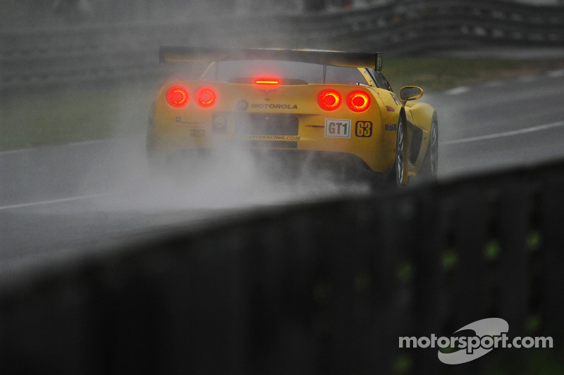 2007: #63 Corvette Racing Corvette C6.R: Johnny O'Connell, Jan Magnussen, Ron Fellows, #64 Corvette Racing
